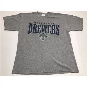 Other - Vintage 1999 Milwaukee Brewers Spell T-Shirt